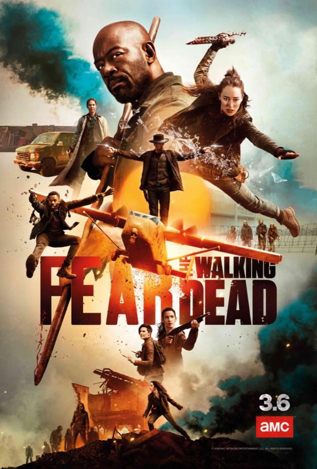 """Кои са героите в сезон 5А на сериала """"Пази се от живите мъртви"""" и какво се случва с тях?"""