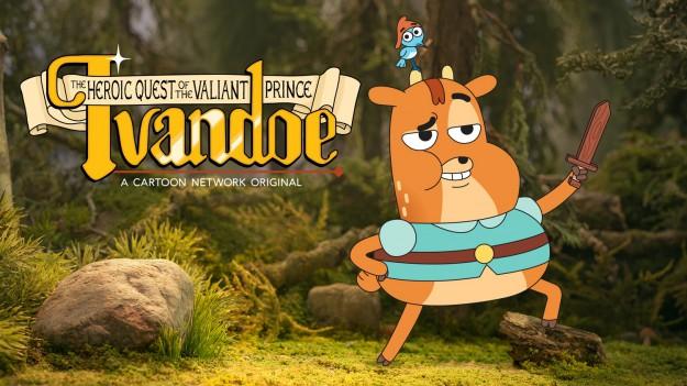 Подвизите на безстрашния принц Айвъндоу   The Heroic Quest of the Valiant Prince Ivandoe