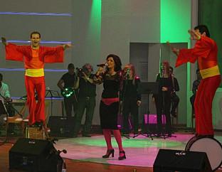 """Концертът на Кали от промоцията на албума """"The best of Kali: РЕМИКСИРАЙ МЕ"""" в ефира на ФЕН ТВ!"""