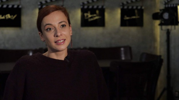 """Весела Бабинова е водещ на """"Като на кино"""" тази събота"""