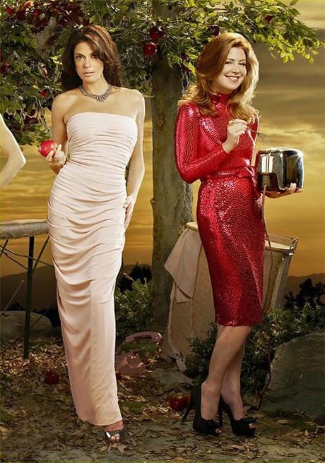 """Снимки от новия шести  сезон на """"Отчаяни съпруги"""""""
