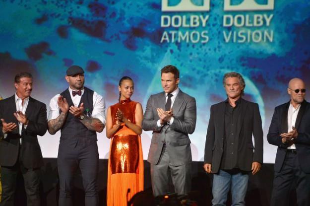 Пазители на Галактиката Vol. 2 - премиера в Холивуд