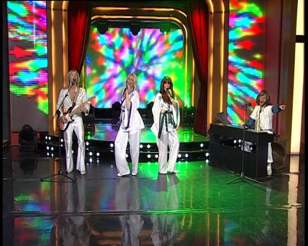 групата наследник на ABBA - Arrival