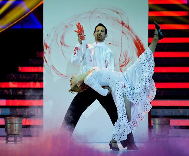 Албена Денкова и Калоян   представиха невиждано до момента изкуство на сцената.