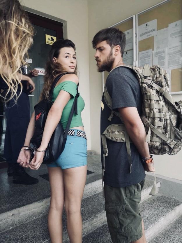 """Надя и Мартин от """"All Inclusive"""" се озовават в ареста"""