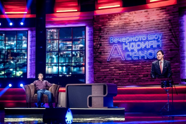 """Андриян Асенов спечели финала на """"България търси талант"""""""