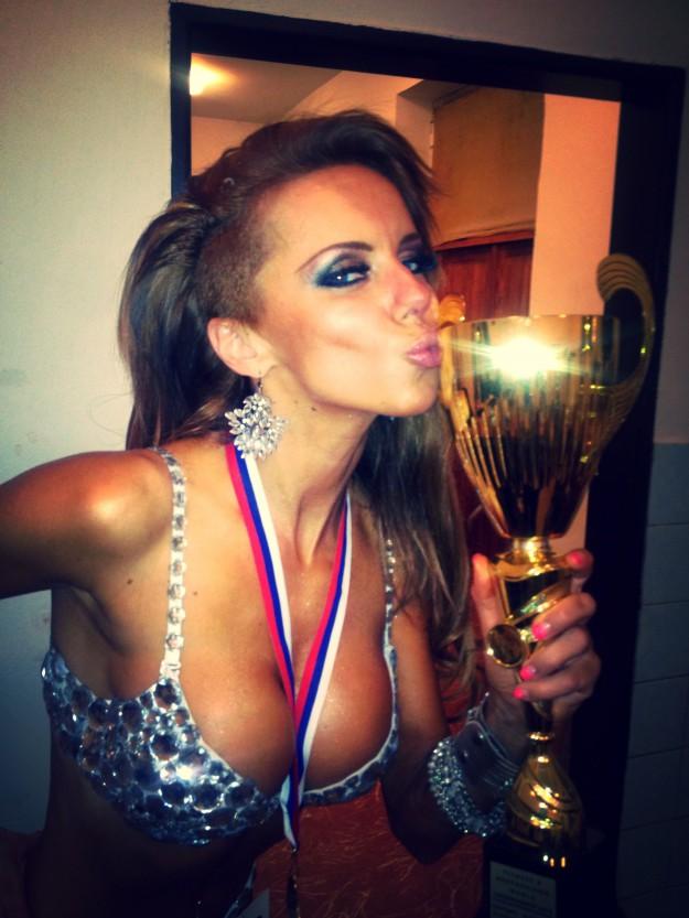 За втора поредна година Анн-Джи е световен шампион...