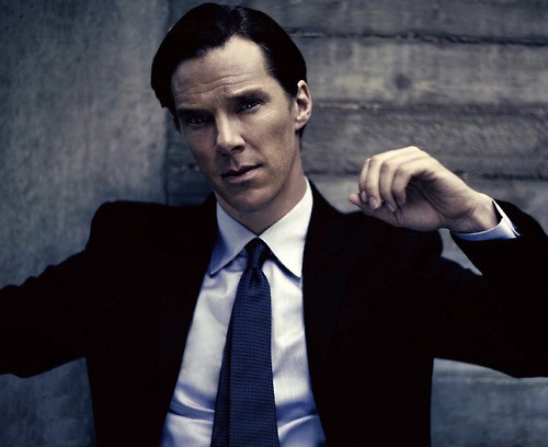 Бенедикт Къмбърбач (Benedict Cumberbatch) се появи на...