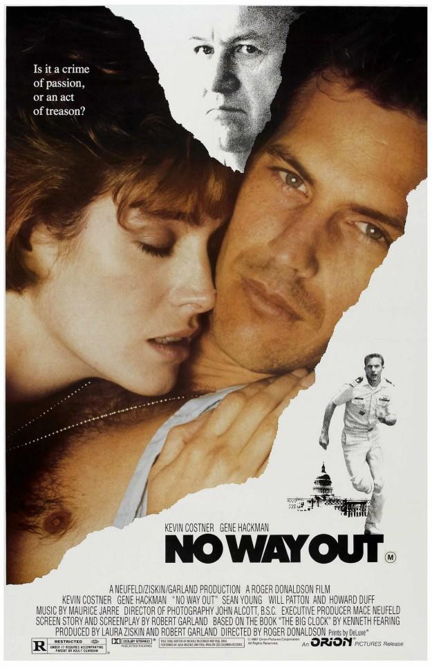 Без изход / No Way Out 1987