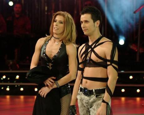Танцът на Бианка Панова и партньорът й Светослав Василев