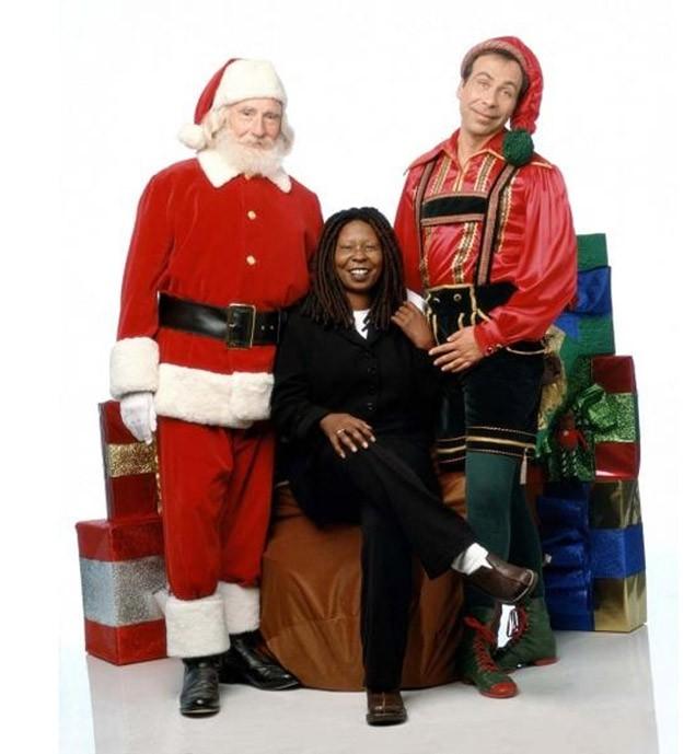 Баба и дядо Коледа / Call me Claus (2001)