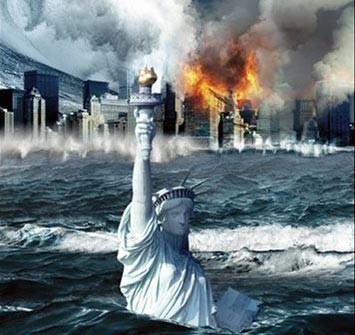 Денят на катастрофата: Краят на света