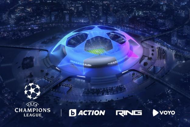 bTV Media Group ще излъчва срещи от УЕФА Шампионска лига  и през следващите три години