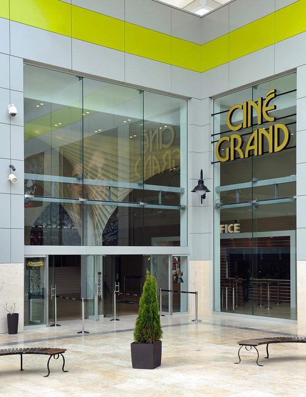 CINE GRAND отваря нов мултиплекс в Бургас