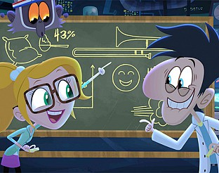 Какво ново през  февруари 2019 г. по Cartoon Network и Boomerang