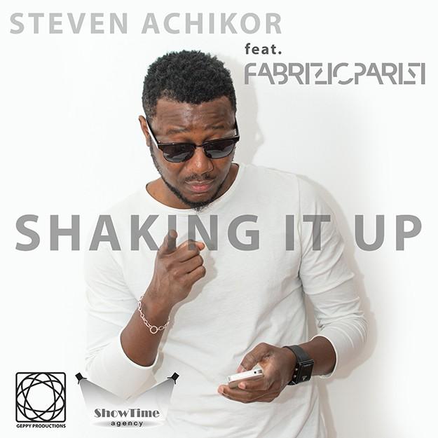 Стивън Ачикор пусна дебютно парче с топ диджея Фабрицио Паризи