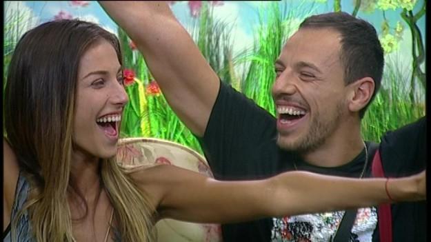 Дани и Алекс пожелават от Big Brother истинска сватба