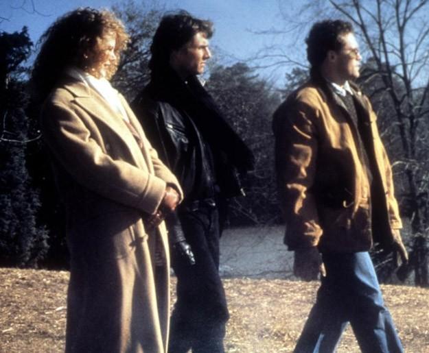 Дни на грохот / Days of Thunder (1990)