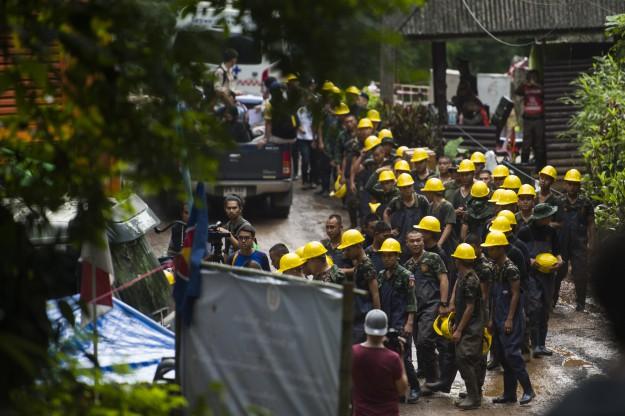 Discovery Channel със специален филм за спасителната операция в Тайланд
