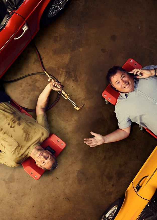 """""""Да продадеш колата си"""" с премиерни епизоди по Discovery Channel"""