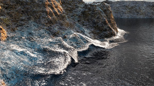 Пресушаване на океана