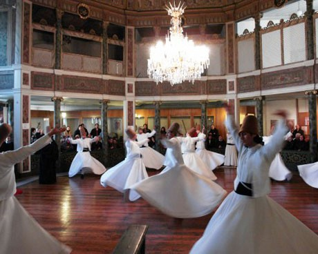 """""""Танцът на Истанбул"""