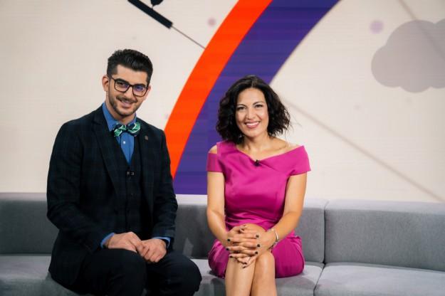 "Деси Стоянова и Сашо Кадиев водят разделени, но все пак заедно ""Преди обед"" от понеделник"