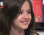 Лидия Ганева е победителят в националната селекция на БНТ за представител в Детската Евровизия 2016.