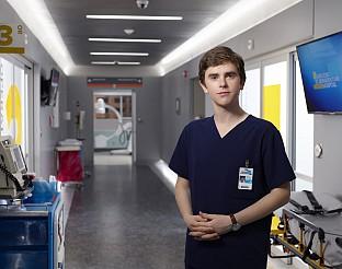 """Фреди Хаймор за ролята си във втория сезон на  """"Добрият доктор"""""""
