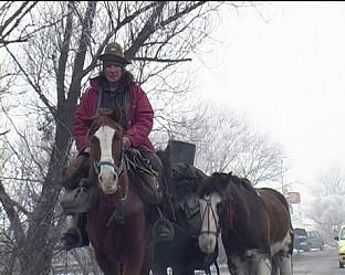 Едуардо и конете си