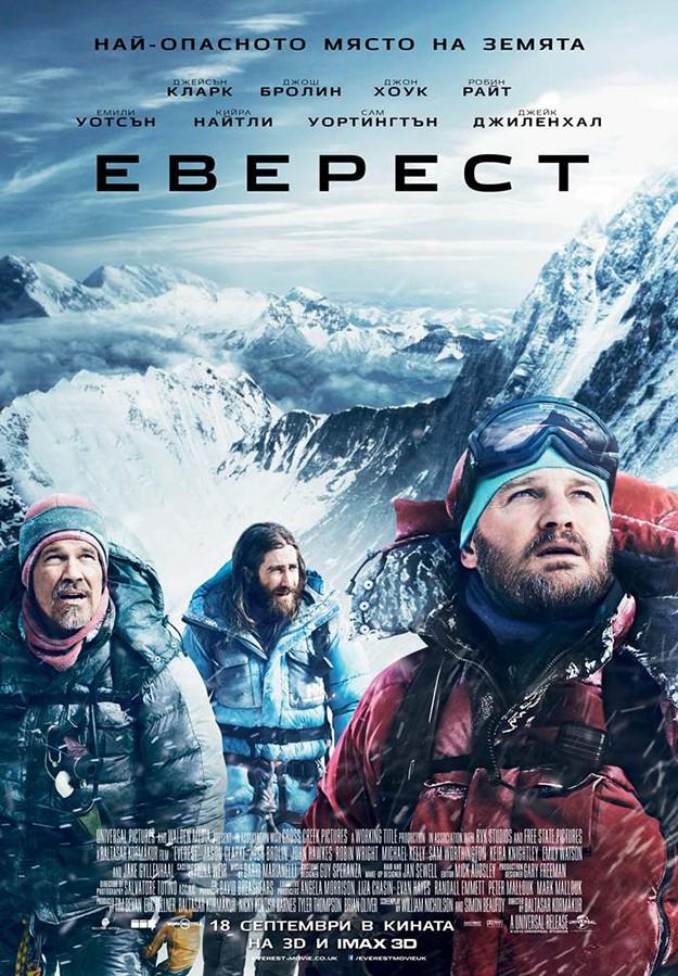"""Киноизживяването """"Еверест"""" откри най-стария филмов фестивал в Европа – този във Венеция."""