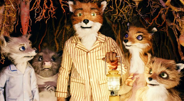 Фантастичният господин Фокс / Fantastic Mr. Fox (2009)