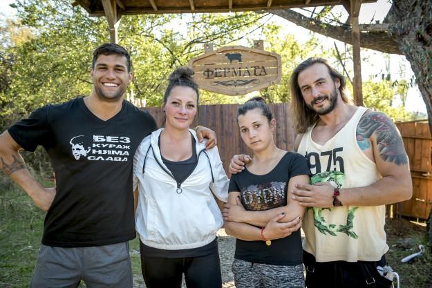 """Маргарита, Веселка, Сами и Краси са финалисти във """"Фермата: Нов Свят"""""""