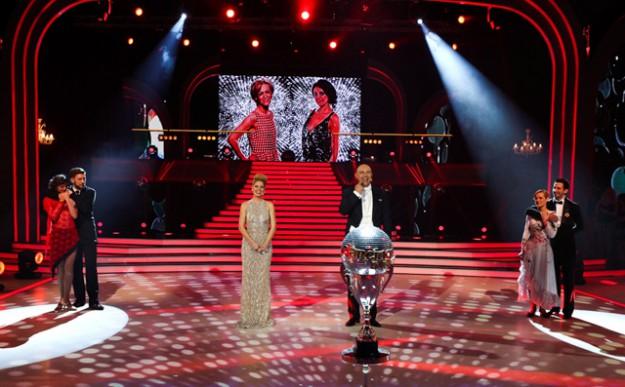 Албена Денкова е победителят в Dancing Stars 2014