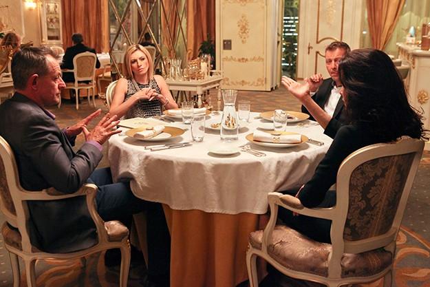 """Най-големите врагове сядат на една маса в новия епизод на """"Връзки"""""""