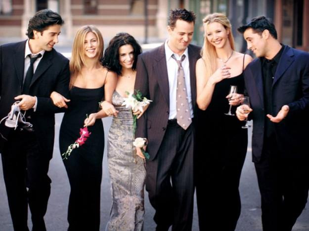 """""""Приятели"""" е американски комедиен сериал от 236..."""
