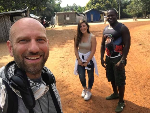 bTV Репортерите разкриват непознатия Златен бряг на Африка