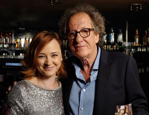 """Ексклузивно от премиерата на сериала """"Геният""""  с Джефри Ръш и Емили Уотсън - тази събота в """"Като на кино"""""""
