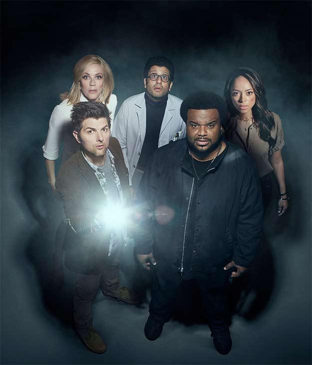 Паранормално | Ghosted – Сезон 1