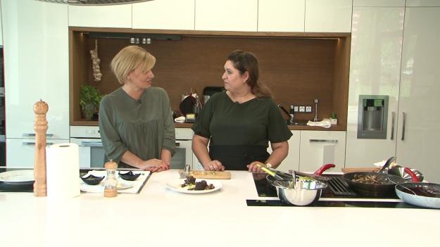 """MasterChef 5 Радка Булман готви шампионската рецепта с еленско в петък в """"Преди обед"""" по bTV"""