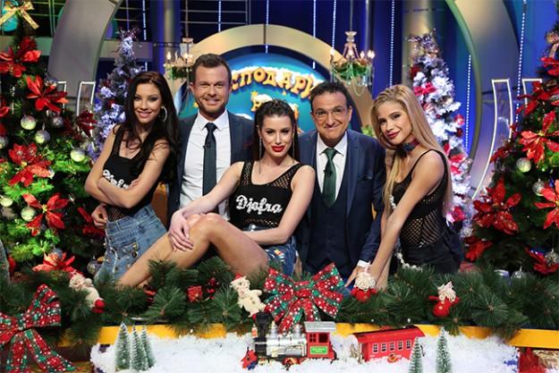 """настроение започва новогодишното издание на """"Господари на ефира"""