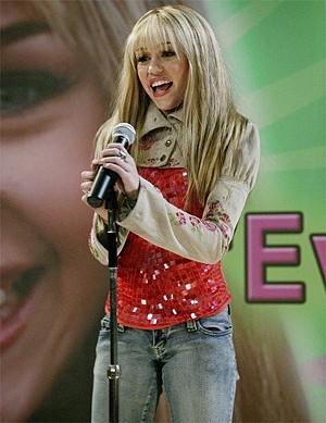 """""""Хана Монтана"""" (Hannah Montana)"""
