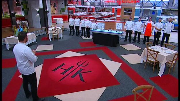 Петко е първият номиниран, кой ще бъде следващият - ще разберем тази вечер в Hell's Kitchen България
