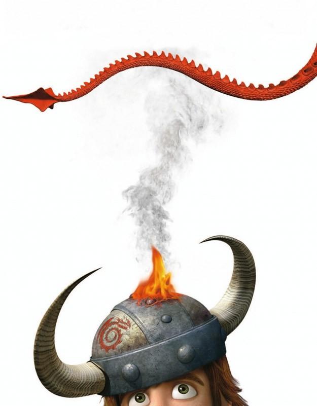 Как да си дресираш дракон / How to Train Your Dragon (2010)