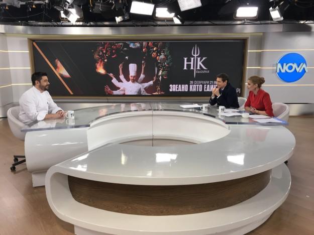 Шеф Виктор Ангелов: Очаквам силни характери и още по-интересни персонажи в новия сезон на Hell's Kitchen