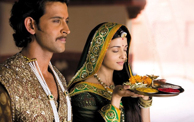 Императорът и розата / Djodhaa Akbar (2008)