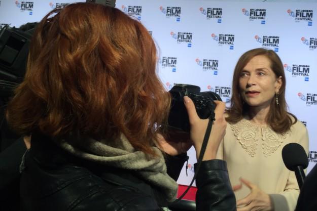"""Изабел Юпер в """"Като на кино"""" тази седмица"""