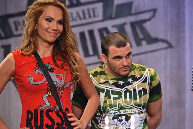 ММА героят Георги ще разкаже на Мис България за предстоящите си планове да я открадне след края на риалити играта