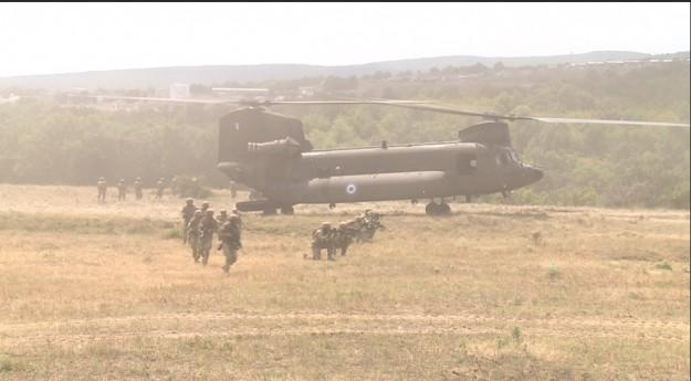 Ексклузивно в ефира на bTV: зрелищни военни учения в района на Черно Море