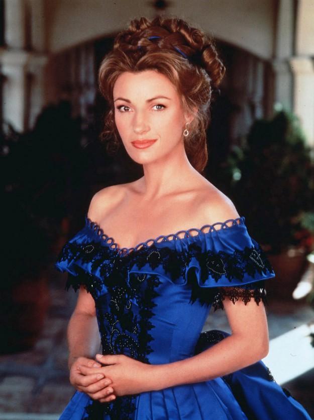 Актрисата Джейн Сиймур (Jane Seymour) е известна в България...